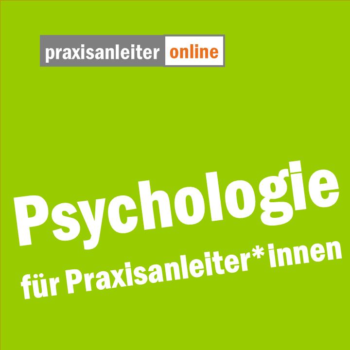 Psychologie für Praxianleiter:innen