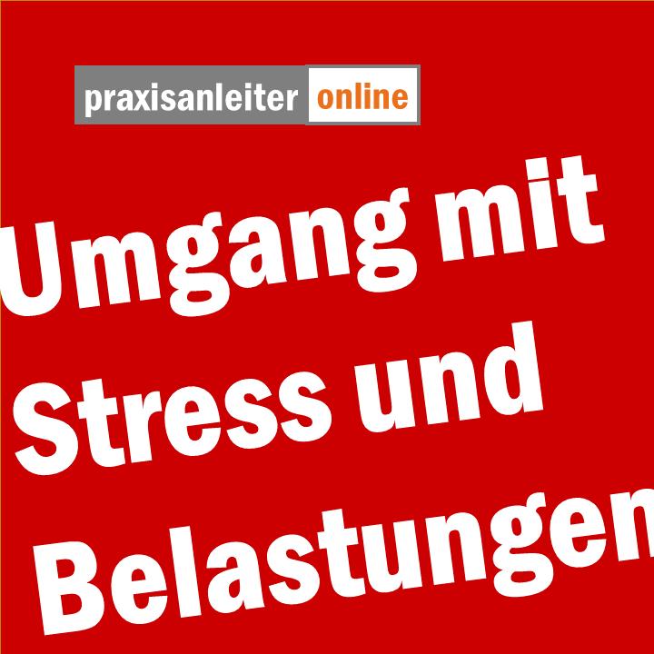 Umgang mit Stress und Belastung