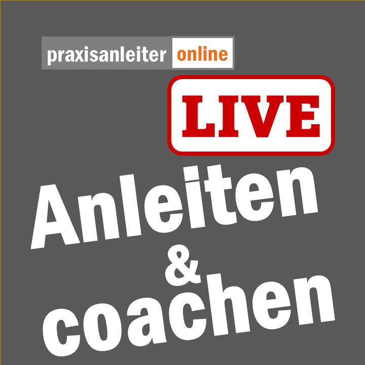 Live-Seminar: Anleiten und coachen