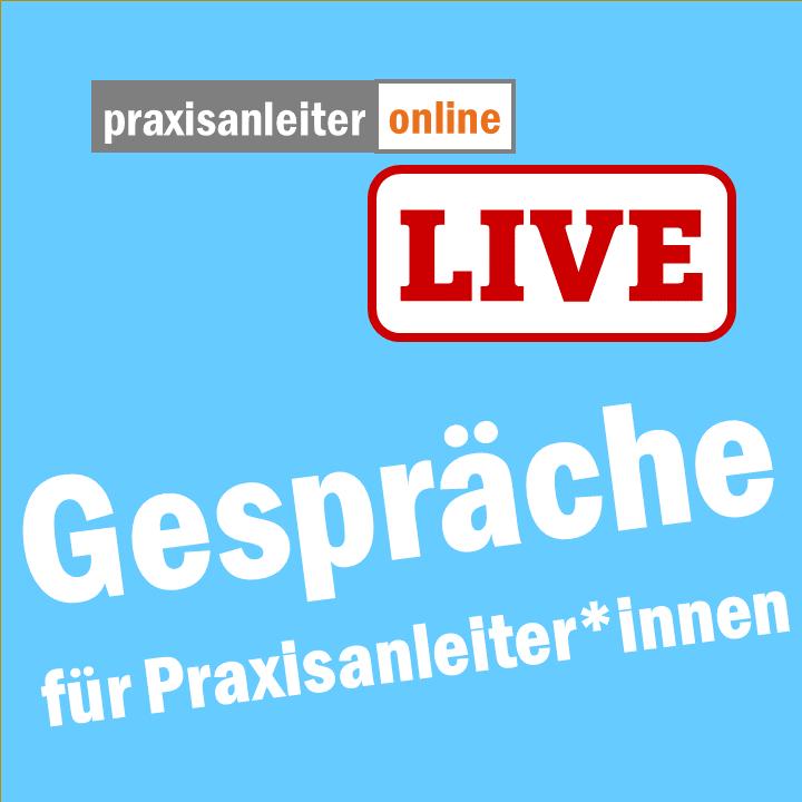 Live-Seminar: Gesprächsführung für Praxisanleiter